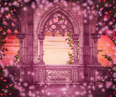 Princess Castle of Fantasy háttér