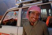 Wadi Rum in the Hashemite Kingdom of Jordan