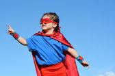 Superhrdina dítě - holka moc