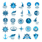 Biggest collection of vector logos marina