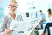 ženské čtení noviny