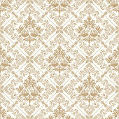 Seamless royal golden wallpaper and background