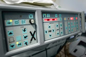 Ultrahangos lithotripter panel