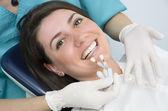 Porcelán fogak