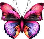 Světlé motýl