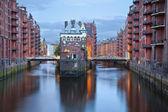 Hamburg, Německo