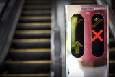 Escalator  Auto start system