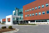 épületben modern gyógyászati központ