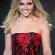 Постер, плакат: AnnaSophia Robb wearing Alice Olivia at Go Red For Women