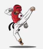 Taekwondo harcművészet