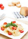 Tortellini těstoviny