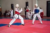 Samoobrona nélkül fegyver - taekwondo egy koreai harcművészet