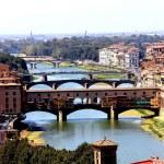 Постер, плакат: General view of Florence