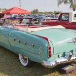Постер, плакат: 1951 Packard Convertible Rear View