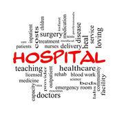 Kórházi szó felhő fogalmát a piros paprika