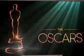 Los angeles - jan 10: logo Oscar allAccademia 2013 aggiudicazione annunci nomina a samuel teatro goldwyn su 10 gennaio 2013 a beverly hills, ca