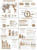 INFOGRAPHIC DEMOGRAPHICS POPULATION 3 BROWN