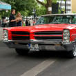 Постер, плакат: Sports Car Pontiac GTO coupe