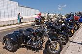 Stovky motorkářů dorazí v margate pro každoroční událost zhroucení margate