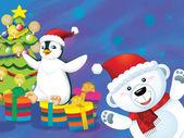 クリスマス ギャング