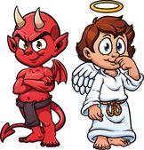 Anděl a ďábel