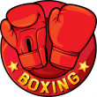Постер, плакат: Boxing label