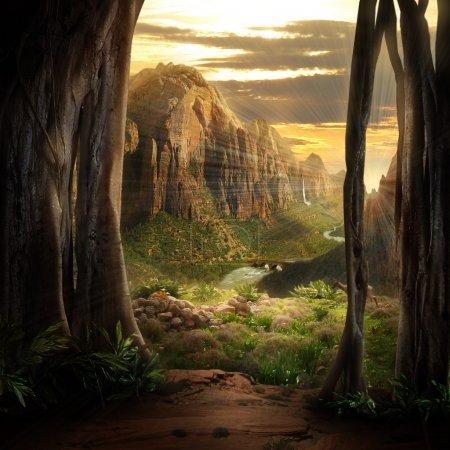 Phantasy Landscape
