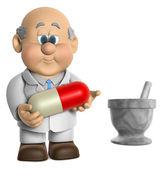 Gyógyszerész Wifred