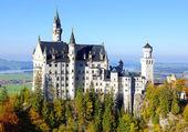úžasný zámek neuschwanstein