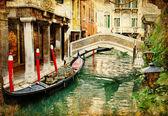 Benátská vinobraní karty série