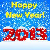 Felice nuovo anno 2013