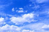 Mraky, obloha