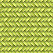 Green ahd yellow wicker background concept