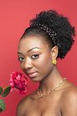 Africká americká žena