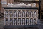 Geformte Grab in der Kathedrale von roskilde