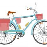 Постер, плакат: Touring bike