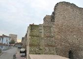 Pozemní hradby Konstantinopole