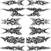 Maorský tribal tetování