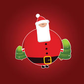 Vousy santa claus