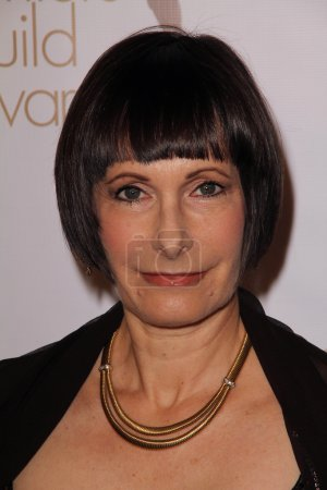 Постер, плакат: Gale Anne Hurd at the 2011 Writers Guild Awards Renaissance Hotel Hollyw, холст на подрамнике