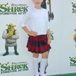 Постер, плакат: Kiernan Shipka at the Shrek Forever After Los Angeles Premiere Gibson Amphitheater Universal City CA 05 16 10
