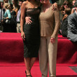 Постер, плакат: Halle Berry and her mother Judith