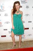 Alicia Arden auf Mode und Musik-Spektakel, die Förderung der Menschenrechte für die Jugend. Kirche von Scientology Celebrity centre Pavilion in Los Angeles, ca. 14.04.07
