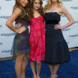 Постер, плакат: Jojo with Emma Roberts and Sara Paxton