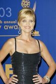 Courtney thorne-smith alla 55esima annuale dellemmy awards in sala stampa, shrine auditorium, los angeles, ca 21/09/03