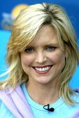 Courtney thorne-smith al primo giorno del weekend abc primetime anteprima su disney California adventure, anaheim, ca, 25/08/02