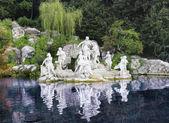 Královský palác caserta, Kampánie, Itálie