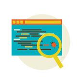 Chyba v programovém kódu