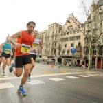 Постер, плакат: Barcelona Marathon