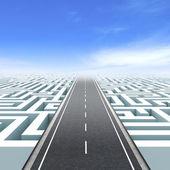 Vedení a obchodní cesta
